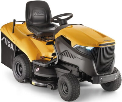 Stiga Estate 6102 HW mauriņa traktors