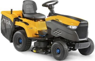 Stiga e-Ride C300 akumulatora dārza traktors