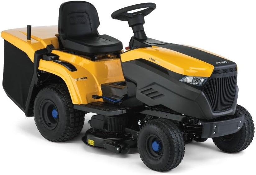 Akumulatora zāles pļāvējs traktors Stiga e-Ride C500