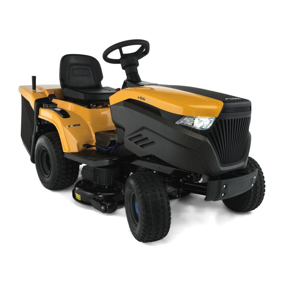 Stiga e-Ride C500 akumulatora dārza traktors