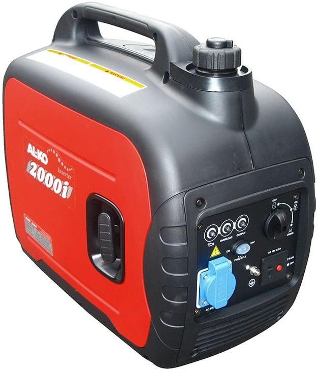 Strāvas ģenerators Al-Ko 2000 i  (1,6 kW) Premium