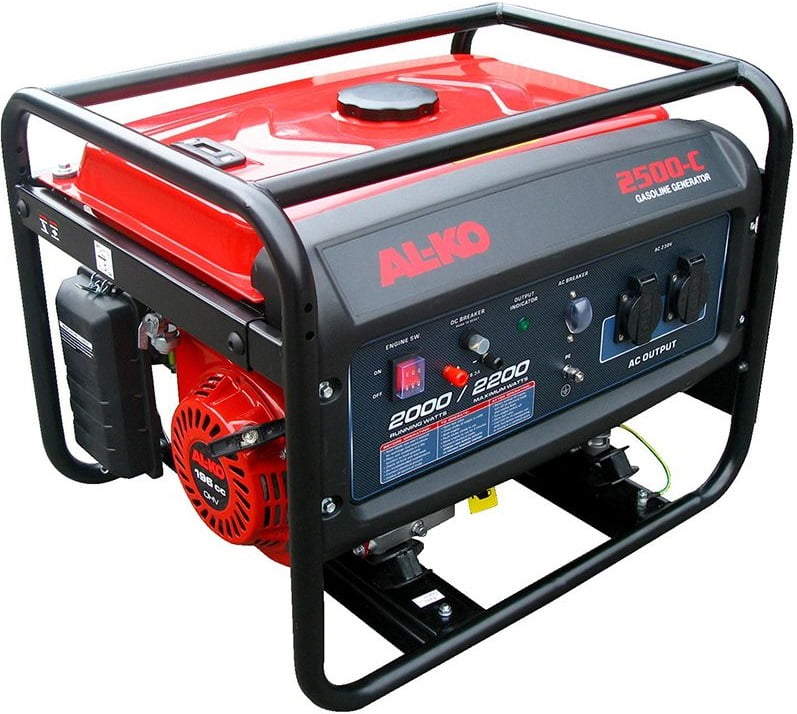 Strāvas ģenerators Al-Ko 2500-C ( 2 kW)