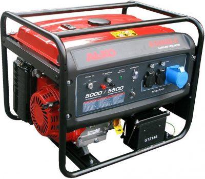Strāvas ģenerators Al-Ko 6500D-C ( 5 kW)