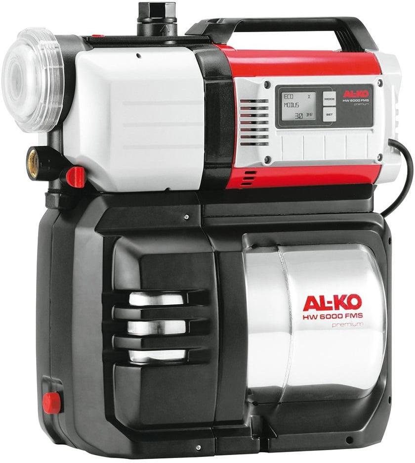 Ūdens sūknis Al-Ko HW 6000 FMS Premium ūdens apgādes automāts