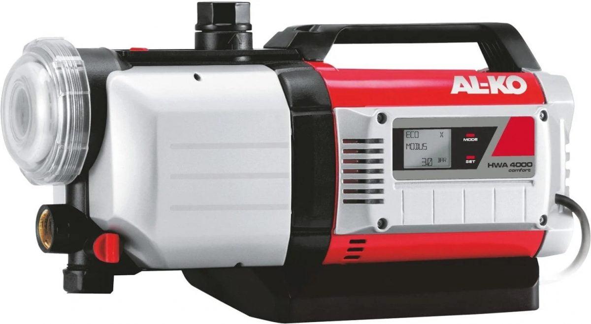 Ūdens sūknis Al-Ko HWA 4000 Comfort ūdens apgādes automāts