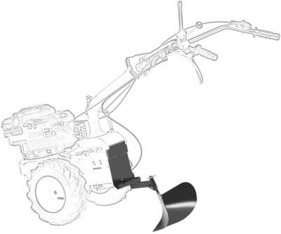 Vagotājs Stiga Silex 95 motoblokam