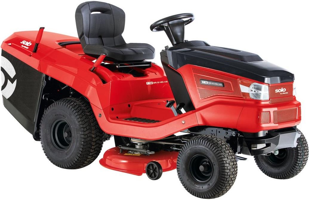 Zāles pļāvējs traktors Solo by Al-Ko T 16-95.6 HD V2